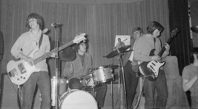 Bournmouth Ritz Ballroom June1969